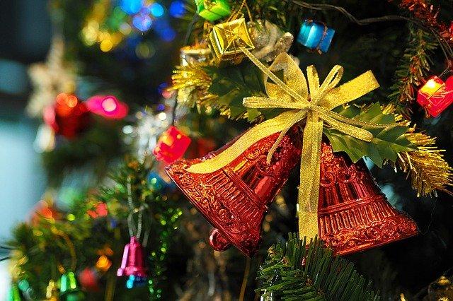 christmas tree mice