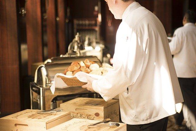 restaurant fumigate kitchen