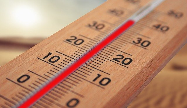 heat treatment thermometer