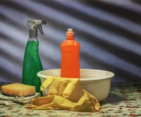 pest prevention home cleaning